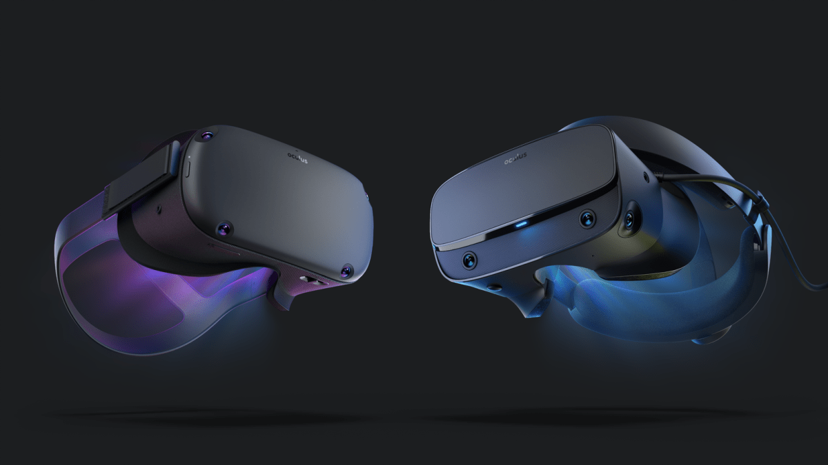 GDC 2019 | Demoing the Oculus Rift S and Quest